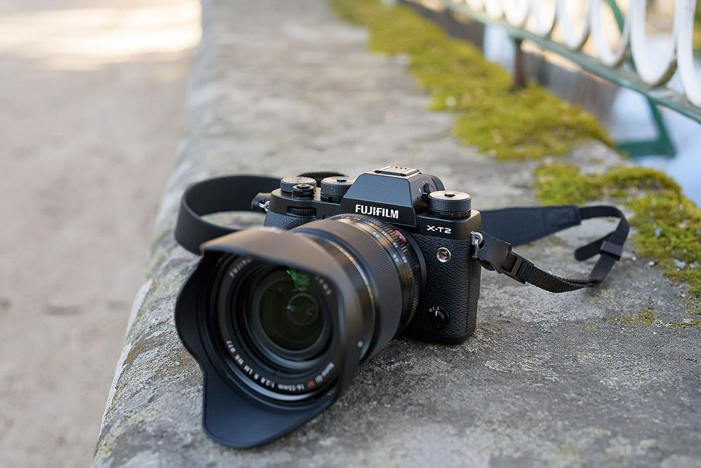 Review de Fujifilm X-T2