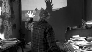 Fotograma de Don´t Blink, documental sobre Robert Frank